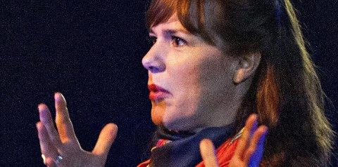 Sopran: Isa Katharina Gericke skal synge under konserten «Kammermusikalsk vinternattsmagi».