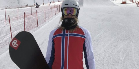 INGEN OL-TUR: Det ble dessverre ingen OL-deltakelse på Christian Ruud Myhre.FOTO: STIAN SIVERTZEN