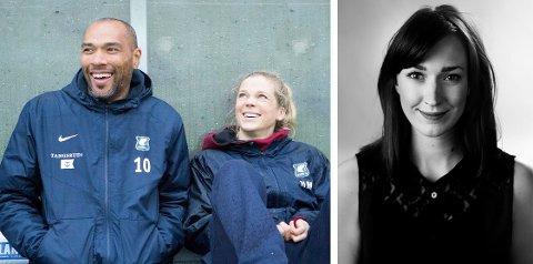 Vilje Kathrine Hagen fra Kongsberg har vært produsent for serien «Heimebane».