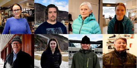 Norddalen spurte åtte tilfeldige i Vågå og Sel om hvordan det siste året har vært.