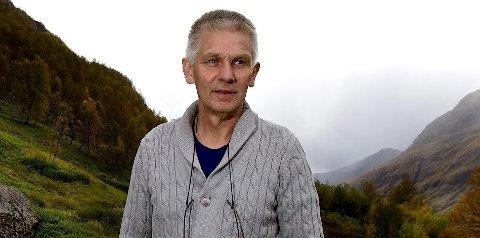 GIR SEG: Kommunaldirektør Einar Pedersen gir seg i jobben i oktober. Alle foto: Ola Solvang