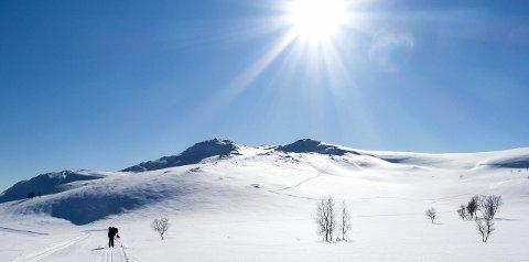 Påske-vinneren: Østlandet har det beste påskeværet, men det vil sannsynligvis bli skyet.Foto: Gorm Kallestad/NTB scanpix