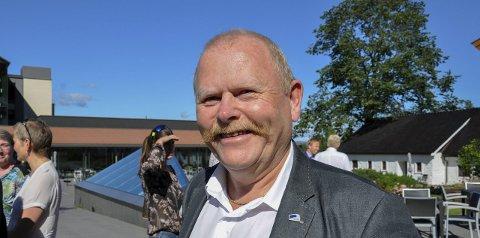 Partileder i Jevnaker Høyre, Geir Olsen.