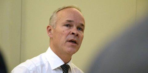 - Jeg vil ikke ta stilling til dette regnestykket, sier kommunalminister Jan Tore Sanner (H).
