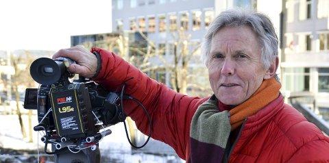 TV-DOKUMENTAR: Endelig kan Steinar Hybertsen vise filmen om kampene i Haug.
