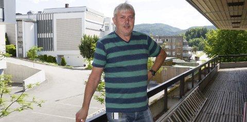 Bjørn Andreassen, hovedtillitsvalgt i Fagforbundet, mener de ansatte har mye å tilføre i hvordan drive kommunen.