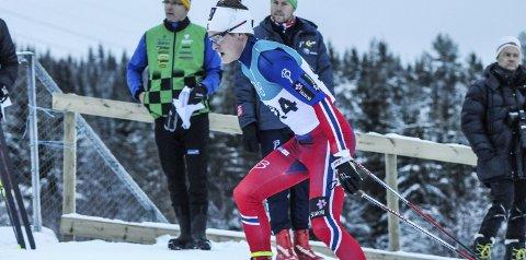 BLIR HJEMME: Eirik Sverdrup Augdal blir værende i Norge når U23-troppen reiser til VM i USA i slutten av måneden. Det ble klart onsdag ettermiddag.