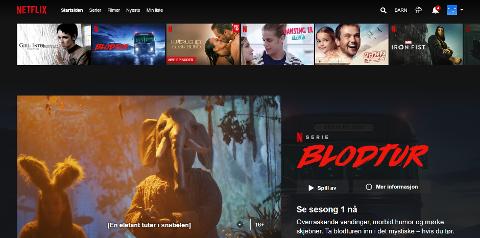 MÅ STPPE HD-STRØMMING: Korona-pandemien lager utfordringer i forhold til bruken av internett. Nå er Netflix spurt av EU om å kutte HD-streaming.