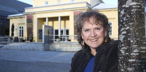 Debatt: Forfatter Britt Kvaran Elli fra Frogner mener nordmenn har liten grunn til å fryke Islam. Foto: Trine Kjus