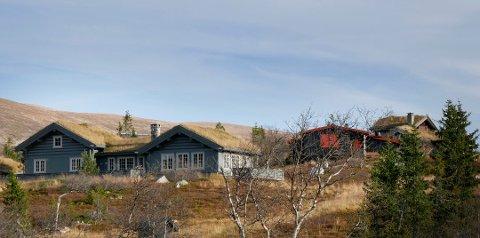 En hytteeier har mange ting å passe på. Foto: Erik Johansen, NTB scanpix/ANB