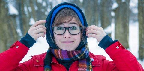 På Sunnmøre: Ragnhild Jordahl spiller under Indiepop-festivalen i Bjørke utenfor Ørsta denne helga. foto: privat