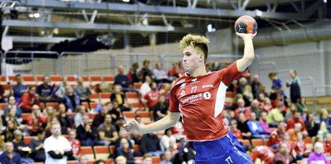Høyrekant Jonas Haugsgjerd fra sin tid i KHK.