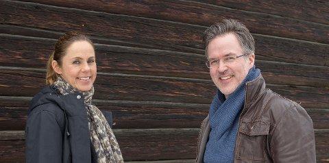 På topp: Kjersti Kirkeby Ødegaard og Knut Aastad Bråten troner på toppen av nominasjonslista til Nord-Aurdal Venstre.