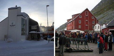 I konsernet Museene for kystkultur og gjenreisning, inngår flere avdelinger. Disse ligger i Honningsvåg, Kjøllefjord, Gamvik, Slettnes, Berlevåg, Måsøy og Hammerfest.