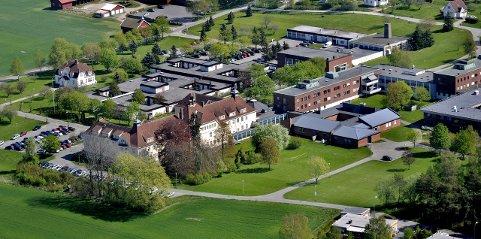 Droppes: Demenslandsbyen på Veum blir ikke en realitet likevel. Arkivfoto: Erik Hagen