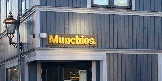 SLUTT: Hamburgerrestauranten Munchies i Fredrikstad har stengt dørene for godt.