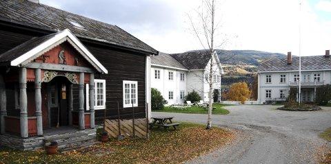 Dale Gudbrands gard: I 2021 er det tusen år siden kristningsmøtet på Hundorp og det skal markeres. Arkivbilde