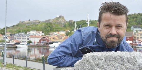 NI HALDENSERE: Dag Brandth er en av ni haldensere som er forselått som vinner av Østfoldprisen.