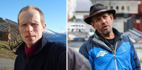 Kritisk: Entreprenør og realitykjendis Leif Einar Lothe kritiserer partiet MDG i eit intervju med Dagbladet. MDG Ullensvang ved leiar Tore Bergum, svarar på kritikken til Hardanger Folkeblad.