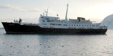 VERNET: MS «Lofoten» ble vernet av riksantikvaren i 2001, ifølge NRK.