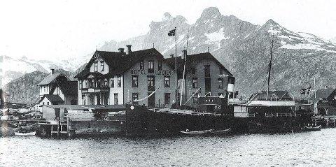 Lofoten Hotel etablert i Kaarbøs skipsekspedisjon