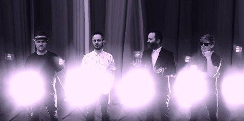 Lørdag får mossingene for første gang oppleve Steven Wilson Quartet live.