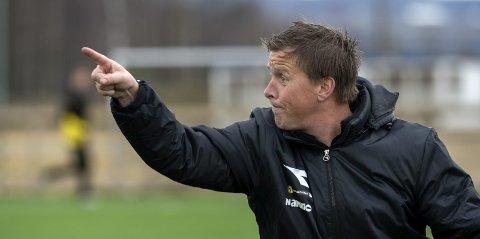 Espen Haug er inne i sin tøffeste periode som trener, men er veldig klar på at Raufoss skal slå hardt tilbake.