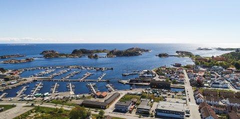 LAVERE LØNN: Folk i Larvik tjener mindre enn hva man gjør i omkringliggende kommuner.