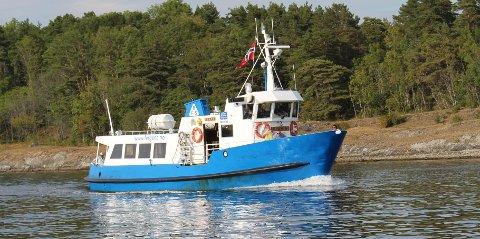 LØVØY: Brevik Fergeselskap har planlagt sommerruta med passasjerbåten «Løvøy» til å gjenoppta ankomstene også til Stathelle og Langesund som måtte innstilles på grunn av koronarestriksjonene i fjor sommer.