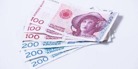 Disse sedlene går ut på dato 31. mai. Foto: Forbrukerrådet/ANB