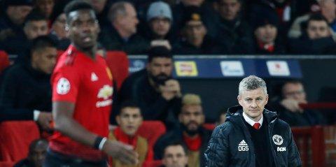 Mandag så Ole Gunnar Solskjær Paul Pogba bomme på straffe. Etter bommen har Manchester United-stjernen blitt utsatt for rasistiske ytringer.