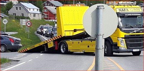 Trafikkulykker: Det var 16 færre trafikkulykker i Valdres i 2018 samanlikna med for ti år sidan.
