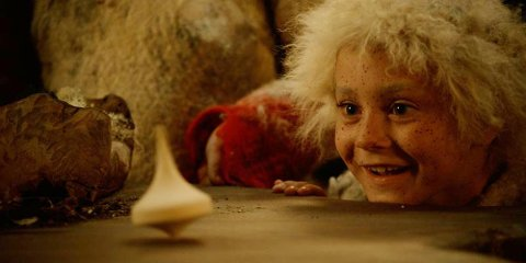Snurr film: Snekker Andersen og julenissen har førpremiere i Drøbak kino på kinodagen.