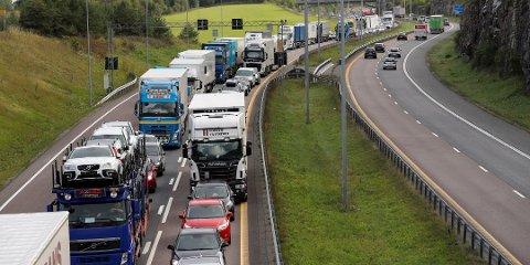 Det er fortsatt over 47.000 kjøretøy som ikke er forsikret i Norge.