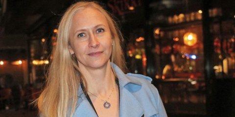 NY HELSETOPP: Torsdag ble det klart at Renate Larsen (43) fra Karlsøy er den nye styrelederen i Helse Nord. Foto: Mathilde Torsøe/Nordlys