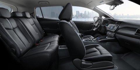 PANGSTART: Andre generasjon Nissan Leaf har fått en pangstart i Norge.
