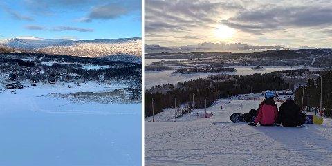 Det har vært en sen, men god start for alpinbakkene i Skarmoen og Sulitjelma.