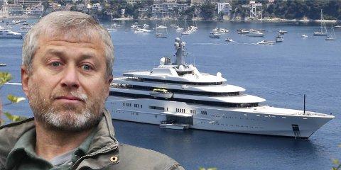 Den russiske milliardæren og Chelsea-eier Roman Abramovich eier en av verdens største yachter. Han valgte å ankre opp på Sandviksflaket i en måned og betalte bare noen hundrelapper.