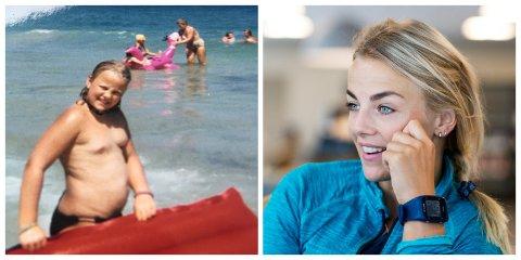 Pia Seeberg drar med seg erfaringene som ungdom inn i jobben som personlig trener.