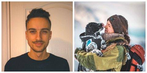 Danial Bhatti (24) med kontoen @danial_bhatti, og Stine Mette Fjerdingstad (28) og Halvdan Jarl Laugerud (30) med Instagram-kontoen «StineogJarlen», kjemper fortsatt om å bli Norges beste instagrammer.