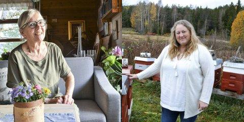 Birgit Midtgård og Heidi Midtflå er redde for konsekvensen en nedleggelse av Hassel vil få.
