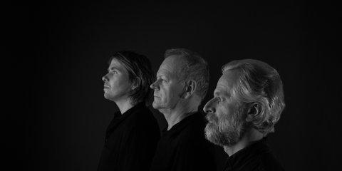 TIL FLORØ SØNDAG: Karl Seglem Trio