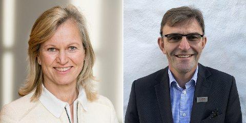 REISELIV: – Reiselivets bidrag er monaleg allereie, men næringa kan skape enda større verdiar om politikerne vil, skriv Kristin Krohn Devold og Terje Hansen.
