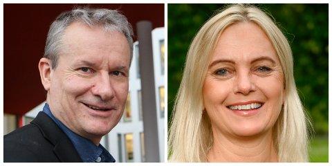 AKTUELLE FOR STORTINGET: Sunnfjord Høgre har foreslått Olve Grotle og Anne Lilleaasen for nominasjonsnemnda for Høgre i Sogn og Fjordane valdistrikt.