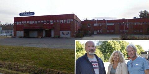 SNART SLUTT: 1. september er det definitivt slutt for Mascot på Ørebekk. 25 ansatte mister jobben, deriblant Rune Aas, Eva Tandberg og Petter Olsen.
