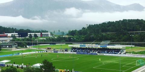 Brattvåg nekter å tape på sin hjemmebane. Forrige tap på Brattvåg Stadion kom den 15. september ifjor.
