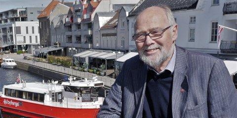 SLUTTER NESTE HØST: Svein Roald Hansen gir seg i 2021 etter fem perioder på Stortinget. (Foto: Øivind Lågbu)