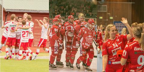 MER AV DETTE: Fredrikstad kommune ønsker mer jubel i Fredrikstad de kommende årene.