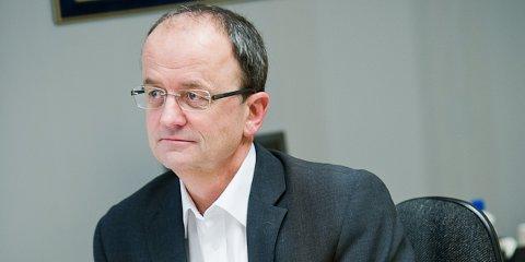 Konsernsjef i Lyse, Eimund Nygaard, hadde høyere ambisjoner for resultatet enn det som ble resultatet.