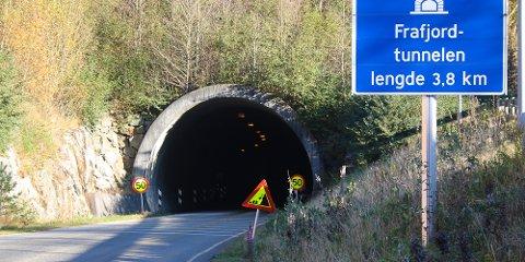 Frafjordtunnelen